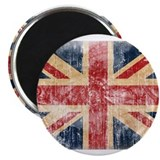 "United Kingdom Flag 2.25"" Magnet (10 pack)"
