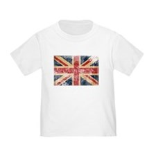 United Kingdom Flag T