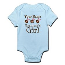 Personalized Grammy's Girl Infant Bodysuit