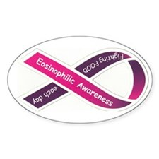 Eosinophilic Disease Awareness Stickers
