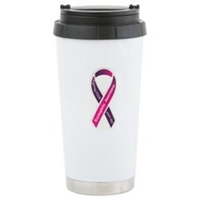 Eosinophilic Disease Awareness Ceramic Travel Mug