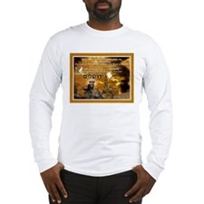 The Lion of Zion Long Sleeve T-Shirt