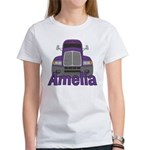 Trucker Amelia Women's T-Shirt