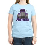 Trucker Amelia Women's Light T-Shirt