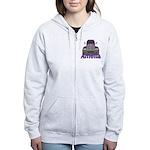 Trucker Amelia Women's Zip Hoodie