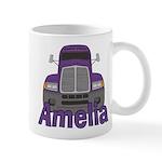 Trucker Amelia Mug