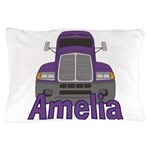 Trucker Amelia Pillow Case