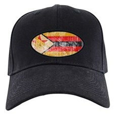 Zimbabwe Flag Baseball Hat