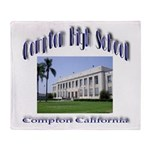 comptonhigh.png Throw Blanket
