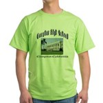 comptonhigh.png Green T-Shirt