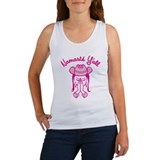 Funny Downward dog Women's Tank Top
