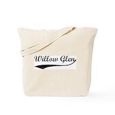 Willow Glen - Vintage Tote Bag