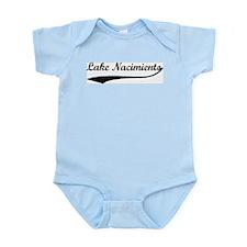 Lake Nacimiento - Vintage Infant Creeper