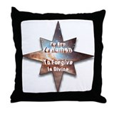 Forgive Me: 0002 Throw Pillow