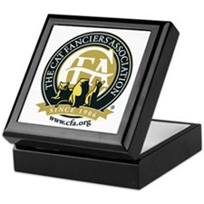 CFA Logo Keepsake Box