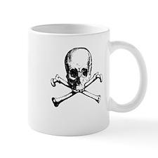 Skull And Crossbone Mug