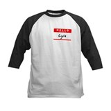 Lyla, Name Tag Sticker Tee