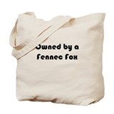 Personalized Fennec Fox Tote, Add Your Photo