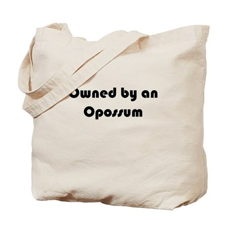 Personalized Opossum Tote, Add Your Photo
