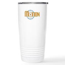 Motion Ceramic Travel Mug