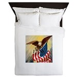 1776 SPIRIT OF.jpg Queen Duvet