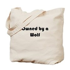 Personalized Wolf Tote, Add Your Photo