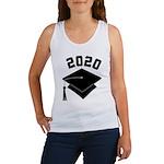 Class of 2020 Grad Hat Women's Tank Top