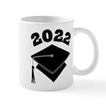 Class of 2022 Grad Hat Mug