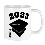 Class of 2023 Grad Hat Mug