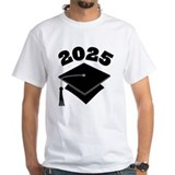 Class of 2025 Grad Hat Shirt