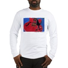 Gibson Classic Guitar Long Sleeve T-Shirt