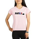 SUP FRANCE Womens Performance Dry T-Shirt