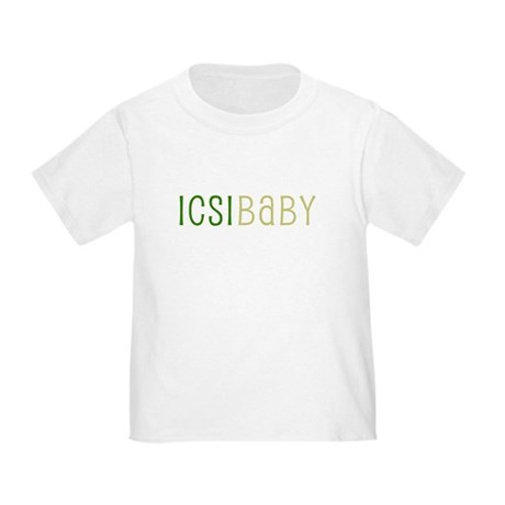 ICSI baby Toddler T-Shirt