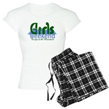 Mountain Girls Weekend Pajamas