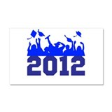 2012 Graduation Car Magnet 20 x 12