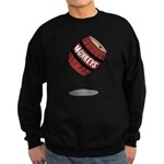Drop the Monkeys Sweatshirt (dark)