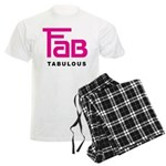 Fab Tabulous Men's Light Pajamas