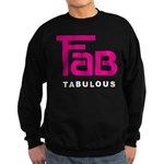 Fab Tabulous Sweatshirt (dark)