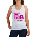 Fab Tabulous Women's Tank Top