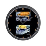 Leopard Gecko Wall Clock