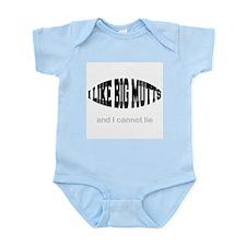 I Like Big Mutts Infant Creeper