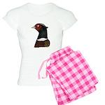 Ringneck Rooster Head Women's Light Pajamas