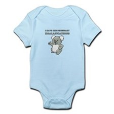 Necessary Koalafications Infant Bodysuit