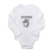 Necessary Koalafications Baby Suit