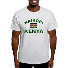 Nairobi Kenya designs T-Shirt