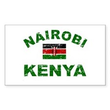 Nairobi Kenya designs Decal