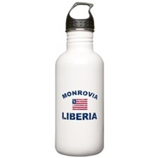 Monrovia Liberia designs Water Bottle