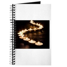 Cute Candle Journal