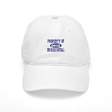 OHS BLUES FOOTBALL Baseball Cap