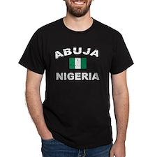 Abuja Nigeria designs T-Shirt